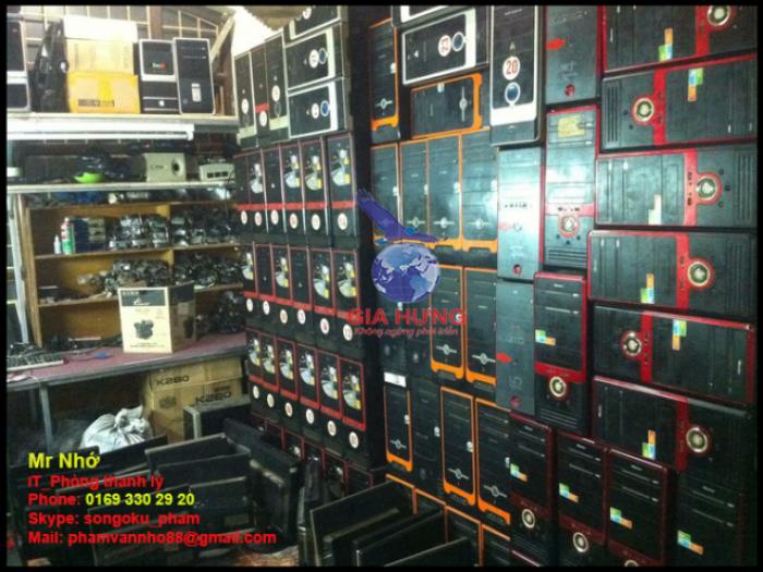 Thu mua, thanh lý phong Net và thiết bị vi tính cũ giá cao tại Đà Nẵng
