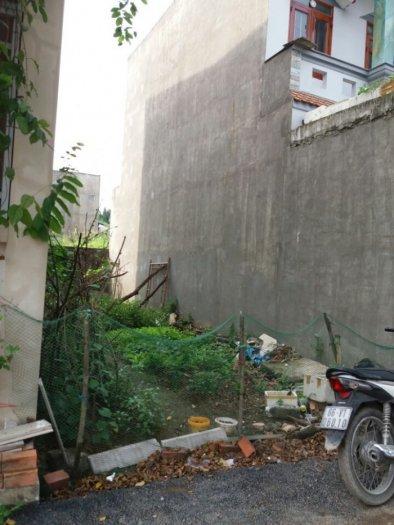 Bán Đất Thổ Cư 56m2 Đường 28 - P.Linh Đông - THủ Đức