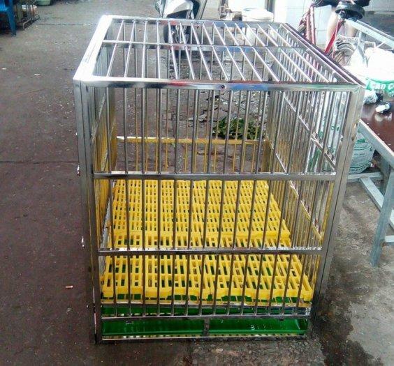Chuồng Chó Inoc Lắp Ghép Xuất Khẩu KT10484982