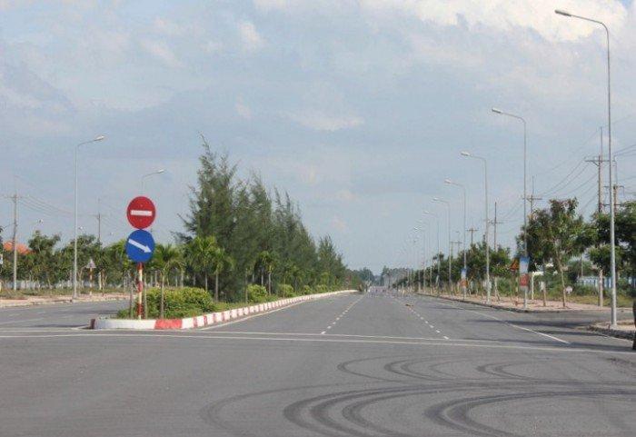 Đất nền dự án liền kề Khu Đô Thị SaLa trên đại lộ mai chí thọkm, giá ưu đãi trong dịp khai trương đầu năm mới,mặt tiền-shr
