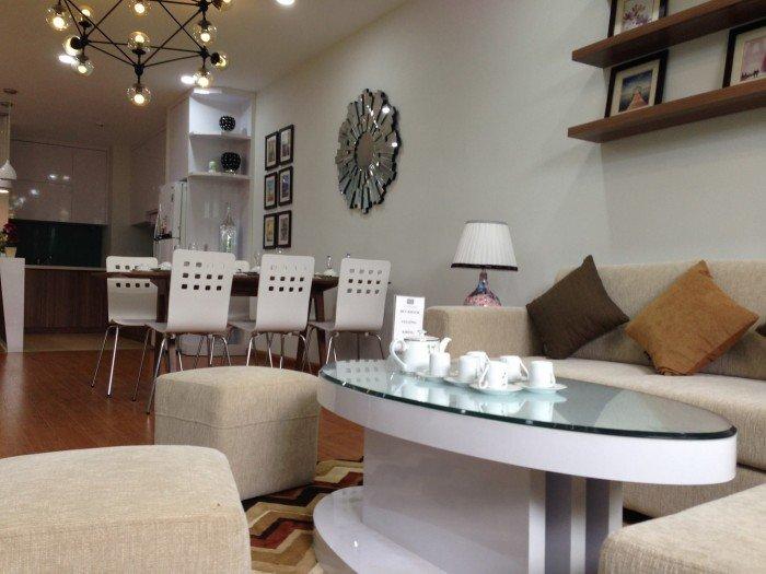 Bán căn hộ đẹp giá rẻ tại Hà Đông, cất nóc tháng 4/2017