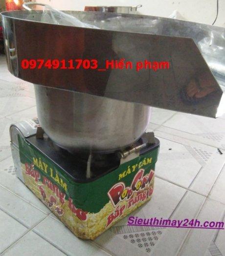 Giảm giá cuối vụ khi mua máy nổ bắp rang bơ, máy nổ bỏng gạo giá rẻ2