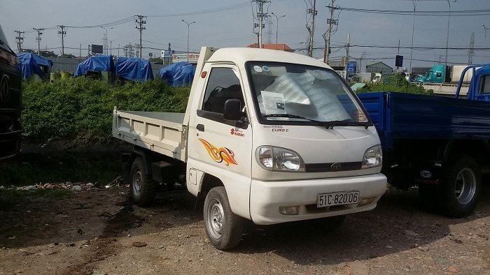 Bán xe Giai phong 610 kg máy suzuki