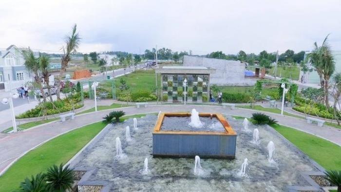 Khu dân cư  TM & DL Thảo điền 2