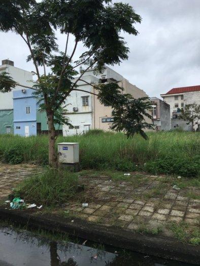 Cần tiền xây nhà bán lô đất mặt tiền Trần Nhân Tông giá rẻ