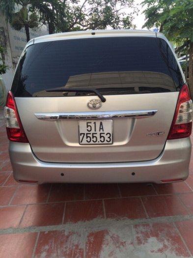 Bán Innova sx 2013 màu bạc,giá tốt 0