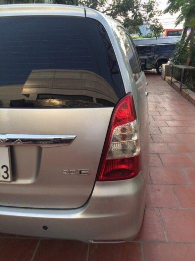Bán Innova sx 2013 màu bạc,giá tốt 1