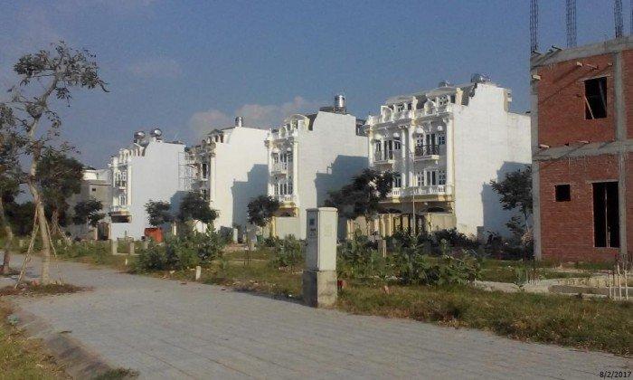Bán đất nền dự án,DT: 5x25m,shr,thổ cư,hạ tầng thổ hoàn thiện.