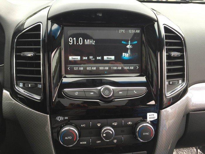 Chevrolet Captiva 2017 hoàn toàn mới - Đẳng cấp doanh nhân