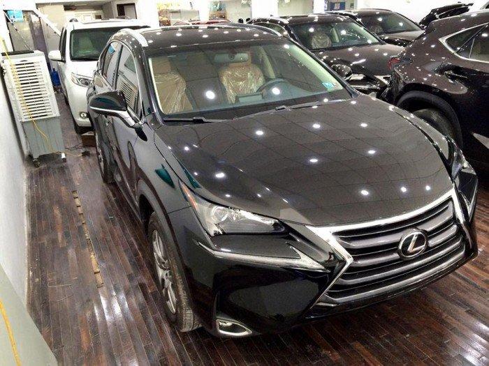 Lexus NX 200t sản xuất năm 2016 Số tự động Động cơ Xăng