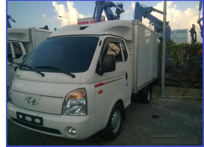 Hyundai Porter sản xuất năm 2012 Số tay (số sàn) Xe tải động cơ Dầu diesel