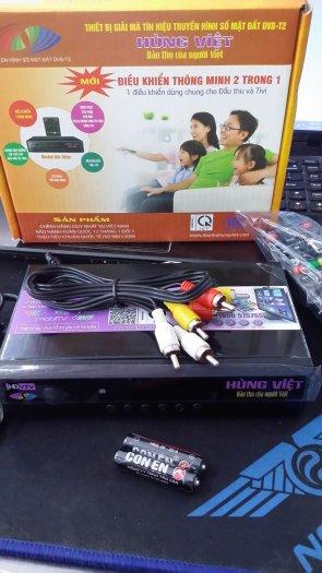 Đầu thu Kỹ thuật số Hùng Việt - DVB-T21