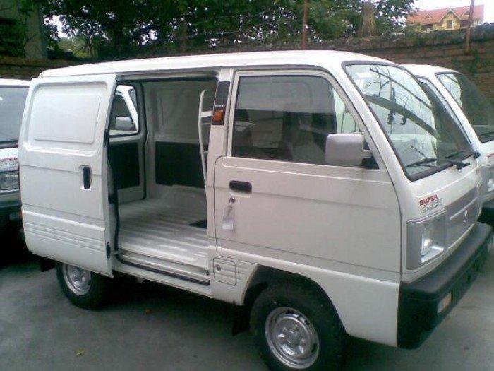 Suzuki Quảng Ninh giá rẻ, Xe Blin Van!