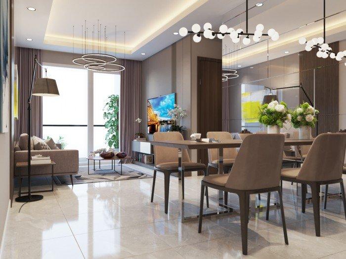 CHCC trung tâm chợ Bình Phú Q6 Đường Lý Chiêu Hoàng The Western Capital 1,2 tỷ/căn trả góp 36 tháng