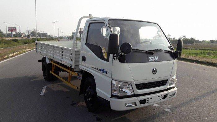 SYM Số tay (số sàn) Xe tải động cơ Dầu diesel