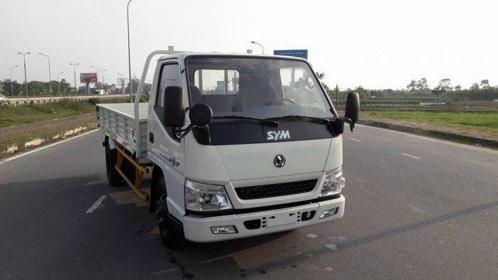 Xe tải sym tải trọng 2 tấn trả góp 1