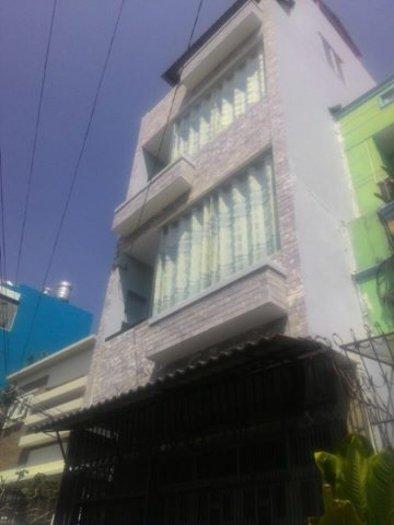 Cần bán gấp nhà Nơ Trang Long P13 3 tỷ 850