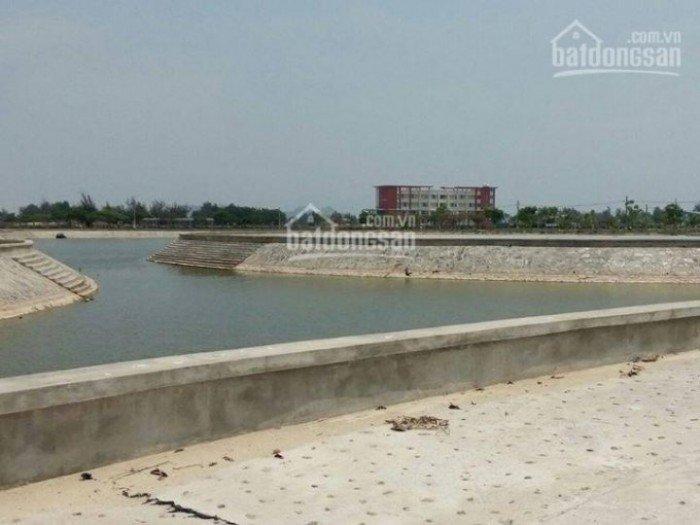 Bán 2 lô biệt thự MT đường Nguyễn Gia Thiều - Điện Ngọc – Quảng Nam