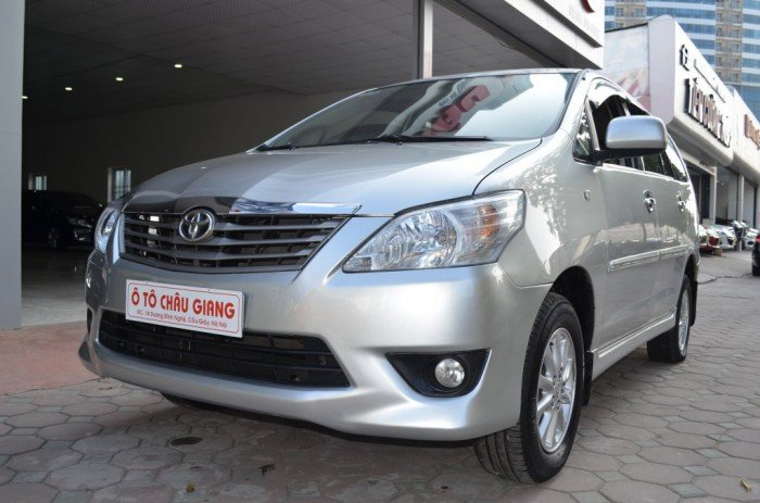 Bán Toyota Innova 2.0G ( số tự động, 8 chỗ), đang ký 2014