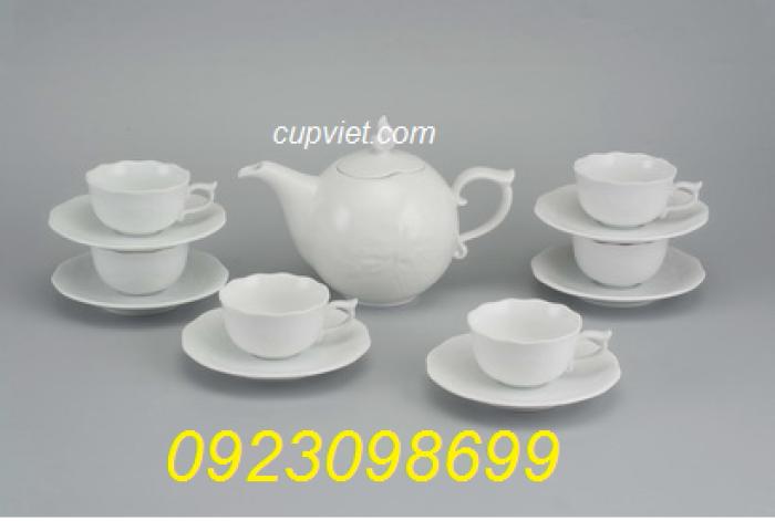 Bộ cốc, bộ chén, bộ tích uống trà, bộ ly thủy tinh quà tặng đẹp0