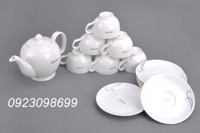 Bộ cốc, bộ chén, bộ tích uống trà, bộ ly thủy tinh quà tặng đẹp5