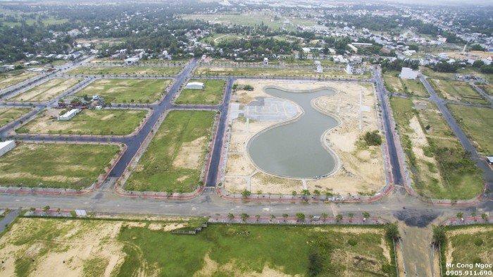 Bán đất dự án đối diện hồ sinh thái khu đô thị số 3