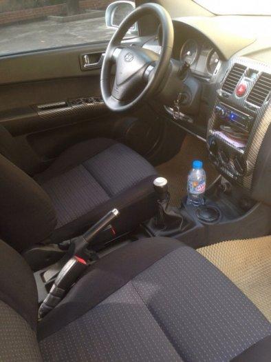 Gia đình cần bán xe huyndai Getz đời 2009, màu bạc, chính chủ, bản đủ 1