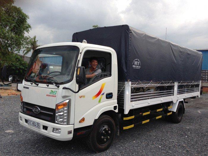 Xe tải veam vt340s / 3.5 tấn thùng 6m2