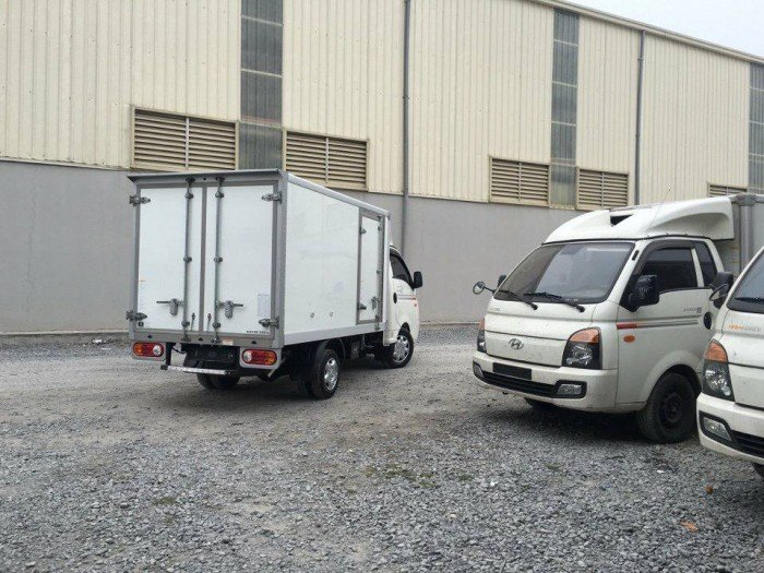 Thanh lý lô xe Hyundai Porter II 1 Tấn Đông Lạnh giá rẻ