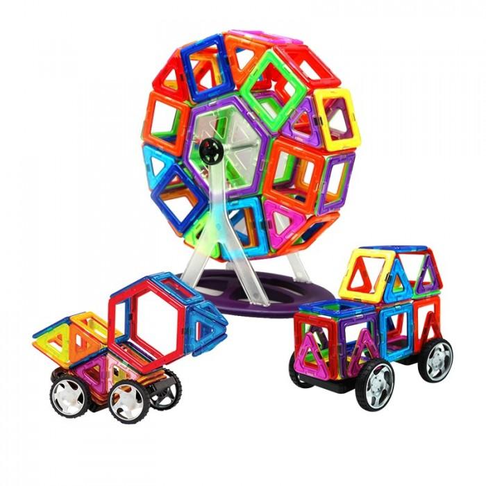 Hỗ trợ kích thích sự thông minh cho bé về trí tưởng tượng, khả năng tập trung, tư duy logic và óc sáng tạo.1
