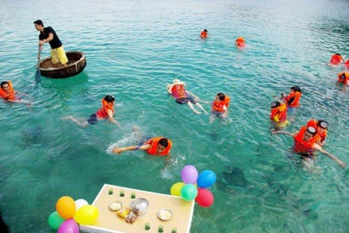 Tour Đảo Bình Ba Tôm Hùm