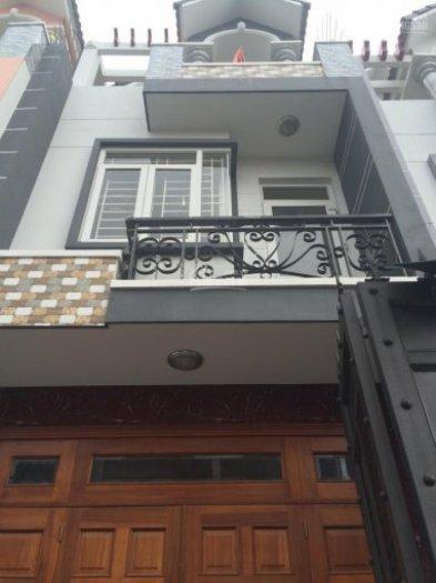 Nhà phố kiểu biệt thự rất đẹp gần Hà Huy Giáp, diện tích 4x15m giá 2,XX tỷ SHR có thương lượng