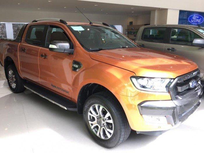 Ford Ranger 2018 Nhập Thái Lan giá bình dân 0