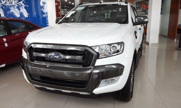 Ford Ranger 2018 Nhập Thái Lan giá bình dân 2