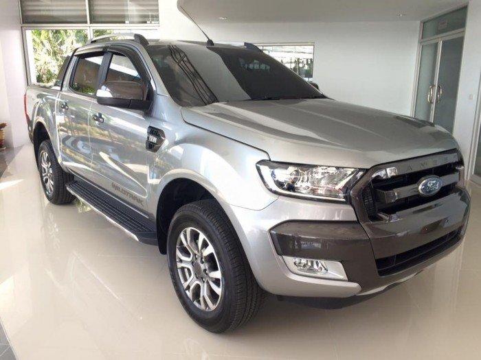 Ford Ranger 2018 Nhập Thái Lan giá bình dân 3