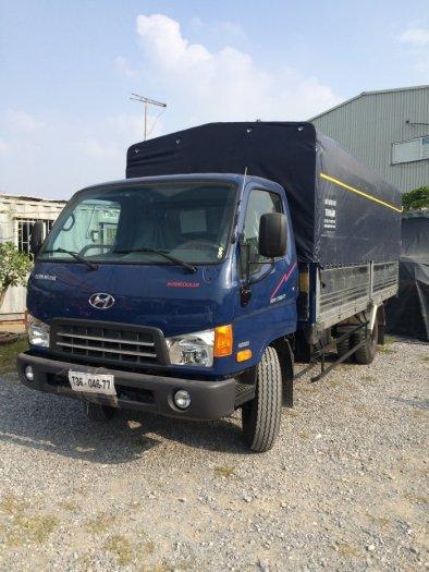 xe tải hyundai VEAM HD800 sắt xi , thùng bạt , thùng kín 8 tấn