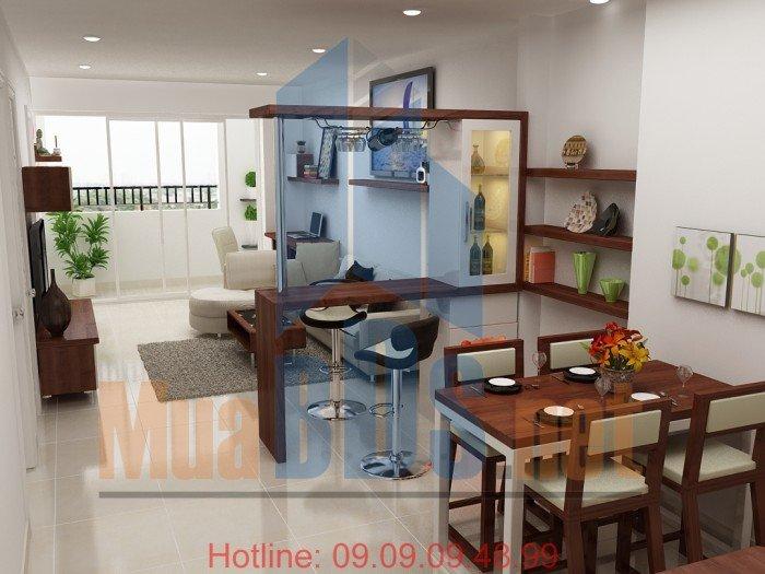 Mở bán block D từ CĐT chung cư 4s Linh Đông giá Chỉ Từ 1.390 Tỷ/Căn