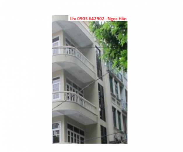 Bán Nhà 5 Lầu Nguyễn Cư Trinh - Trần Đình Xu, DT: 4x14M,  giá 16.5tỷ