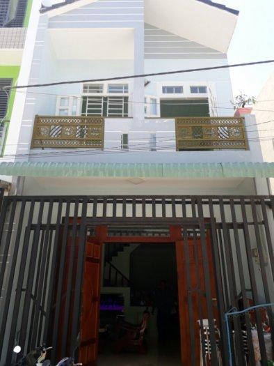 Bán nhà lầu HXH đường Lã Xuân Oai, phường Tăng Nhơn Phú A, Q.9