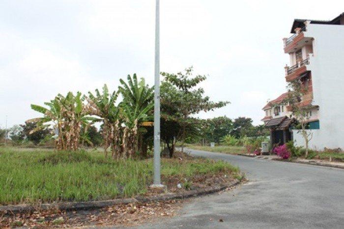Đất mặt tiền đại lộ trần văn giàu, 80m2, gần trường học, bình chánh