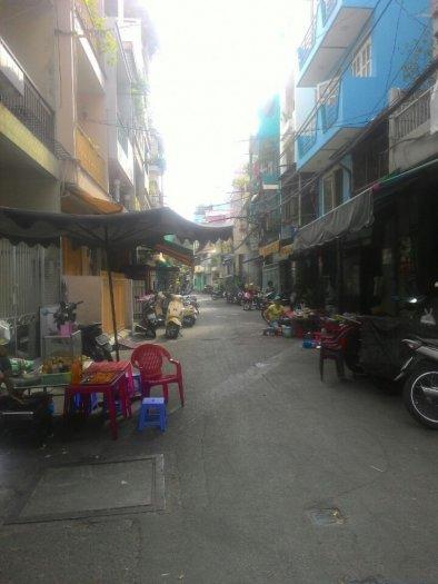 Nhà 2 mặt HXH Nguyễn Đình Chiểu 5x11m 6 lầu Giá 7.9 tỷ