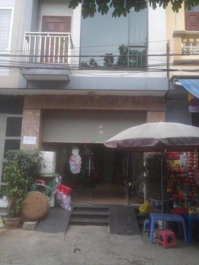 Cho thuê nhà mặt đường Nguyễn Trãi 55m, 6 tầng, mt 4.5m, 35 tr/th