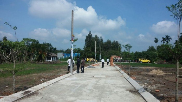 Đất thổ cư Bình Chánh TP HCM, giáp Vĩnh Lộc B, sổ riêng