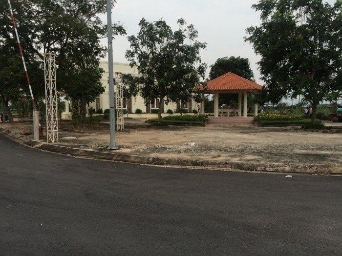 Đất nền dự án liền kề Siêu Thị Aeon Mall Bình Tân-csht-thổ cư 100%