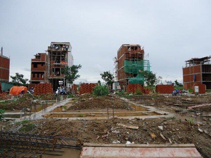 Đất nền dự án (huyện bình chánh) gần bệnh viện chợ rẫy 2, giá hấp dẫn.