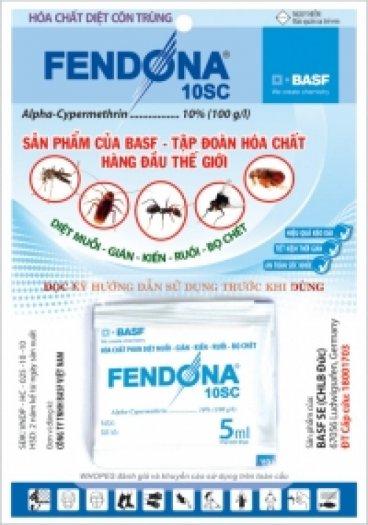 FENDONA 10 SC Cùng chung sức đầy lùi dịch Zika0
