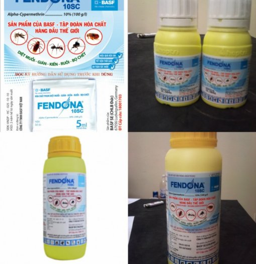 FENDONA 10 SC Cùng chung sức đầy lùi dịch Zika2