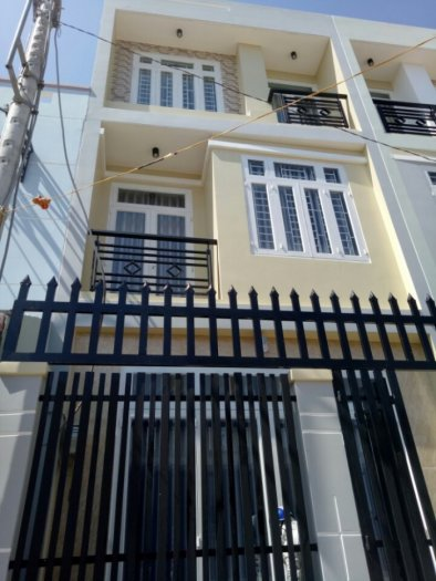 nhà phố 2 lầu, đường Tl19,Q12