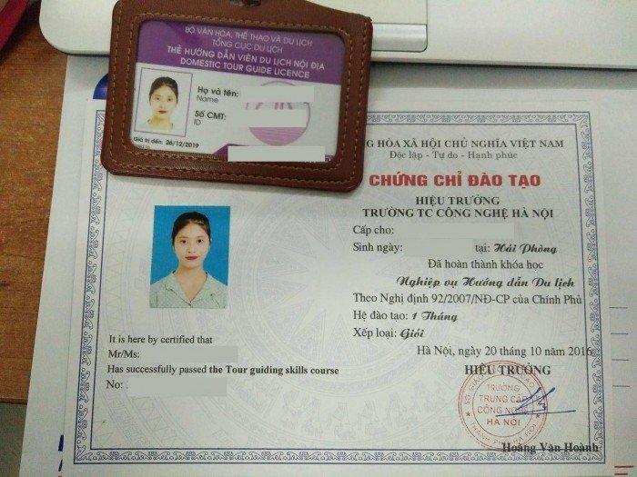 Quảng Ninh: Khóa học Nghiệp vụ Hướng dẫn Du lịch - Cấp thẻ HDV