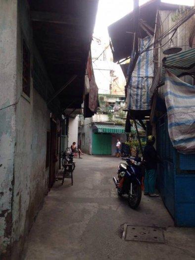 Nhà 2 lầu st 4x9m Trần Phú Q5 4x9m Giá 3.38 tỷ